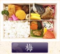 お弁当【梅】